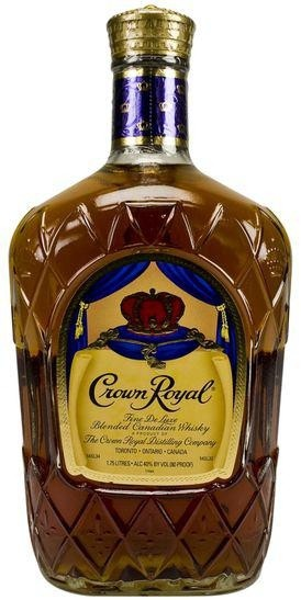 Crown Royal - Canadian Whisky (1L)