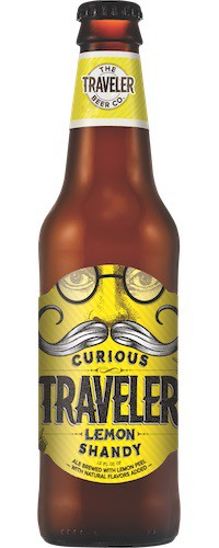 Curious Traveler Shandy - 6 Bottles