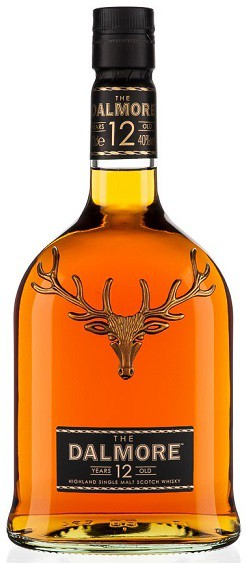 Dalmore - 12 Year Single Highland Malt Scotch Whisky (750ml)