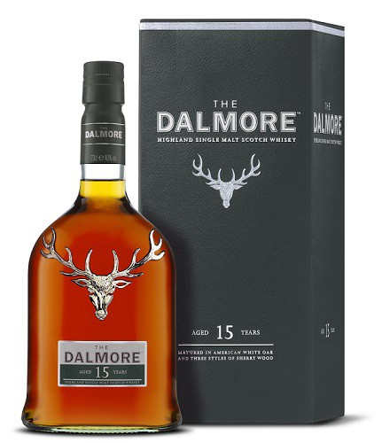 Dalmore - 15 years Single Malt Scotch (750ml)