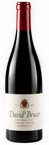 David Bruce - Pinot Noir Sonoma Coast (750ml)
