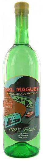 Del Maguey - Single Village Mezcal Tobala (750ml)