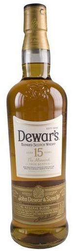 Dewars - 15 Year (750ml)