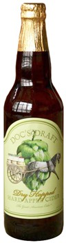 Doc's Draft Original Hard Apple Cider 22oz - 2 Pack