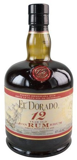 El Dorado - Rum 12 Year (750ml)
