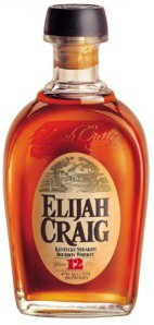 Elijah Craig - Kentucky Straight Bourbon Whiskey 12 Year (750ml)