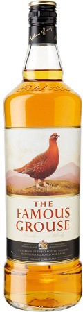Famous Grouse - Blended Whiskey (750ml)