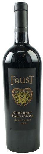 Faust - Cabernet Sauvignon Napa Valley (3L)