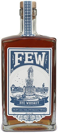 Few - Rye Whiskey (750ml)