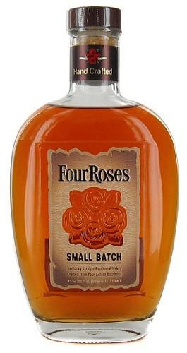 Four Roses - Small Batch Bourbon (750ml)