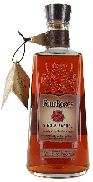 Four Roses - Single Barrel Bourbon (750ml)