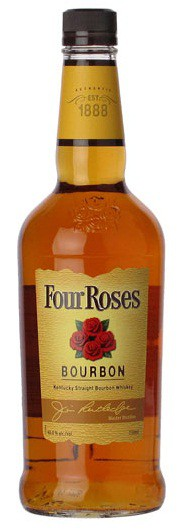Four Roses - Bourbon (750ml)