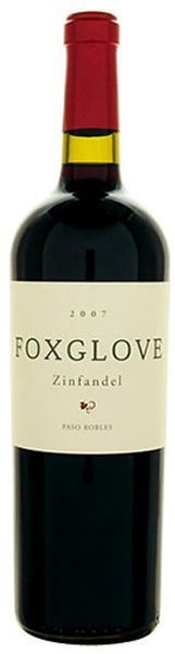 Foxglove - Zinfandel Paso Robles California (750ml)