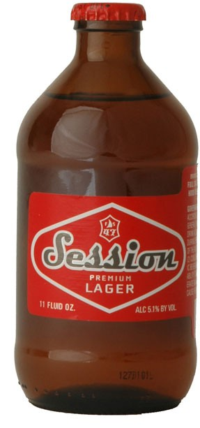 Full Sail Session Lager 12oz - 6 Pack