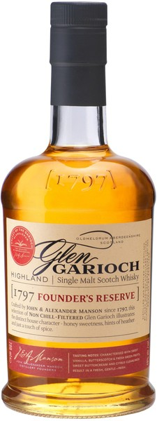 Glen Garioch - Founder's Reserve (750ml)