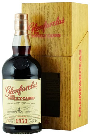 Glenfarclas - Family Cask 1973 #2599 (750ml)