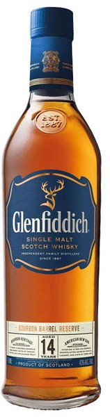 Glenfiddich - 14 Year Bourbon Barrel (750ml)