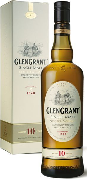 Glengrant - 10 Year (750ml)