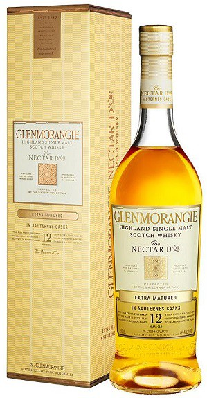 Glenmorangie - Nectar d'Or Single Malt Scotch Whiskey Sauternes Cask (750ml)