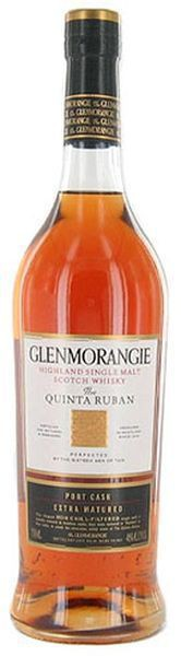 Glenmorangie - Scotch Single Malt Port Wood Quinta Ruban (750ml)