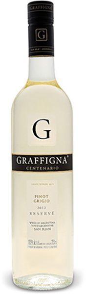 Graffigna - Pinot Grigio Centenario San Juan (750ml)