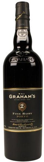 Graham's - Ruby Port Fine (750ml)