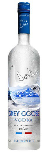 Grey Goose - Vodka (1L)