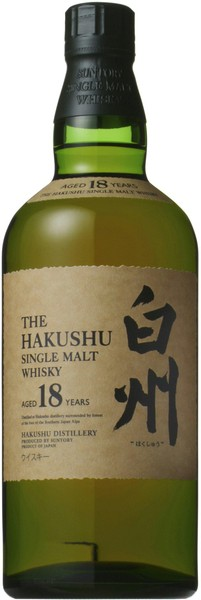 The Hakushu - 18 Year (750ml)