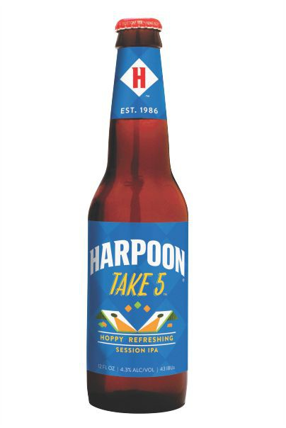 Harpoon Take 5 - 12oz - 12 Bottles