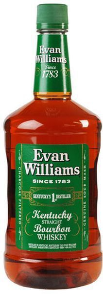 Heaven Hill - Kentucky Straight Bourbon Whisky (1L)