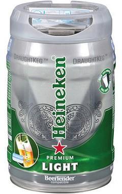 Heineken Light Mini Keg 5 Liter