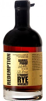 Redemption - Rye Barrel Proof (750ml)