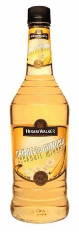 Hiram Walker - Liqueur Creme de Banana (1L)