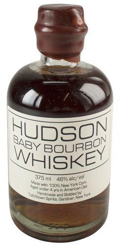Tuthilltown Spirits - Hudson Baby Bourbon Whiskey (750ml)