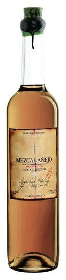 Ilegal - Mezcal Añejo (750ml)