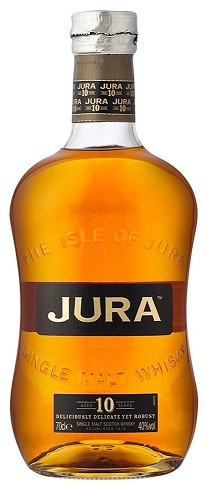 Isle of Jura - 10 YR Single Malt Scotch (750ml)