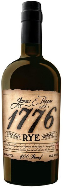 James E Pepper - 1776 Rye (750ml)
