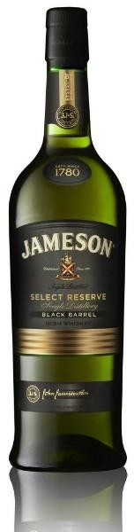 Jameson - Black Barrel Select Reserve (750ml)