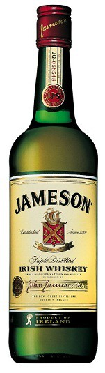 Jameson - Irish Whiskey (1L)