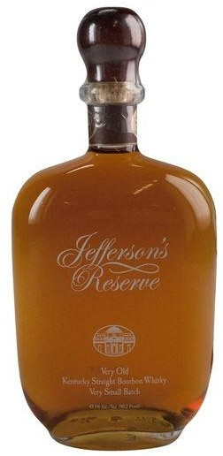 Jefferson's - Very Small Batch Bourbon (750ml)