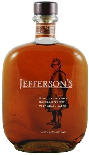 Jefferson's - Reserve Very Small Batch (750ml)