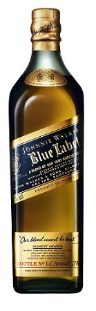 Johnnie Walker - Blue Label Scotch Whisky 25 year (750ml)