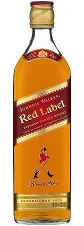Johnnie Walker - Red Label 8 year Scotch Whisky (1L)