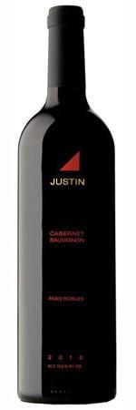Justin - Cabernet Sauvignon Paso Robles (750ml)