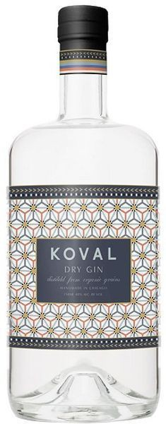 Koval - Dry Gin (750ml)