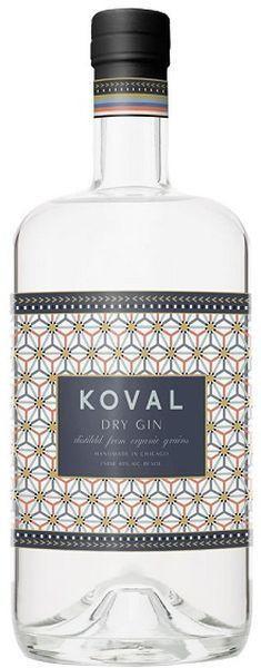 Koval - Dry Gin (750ml)
