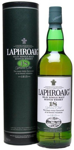Laphroaig - Scotch Islay 18 Year (750ml)