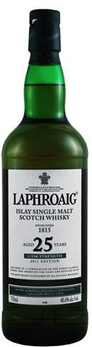 Laphroaig - 25 Year (750ml)