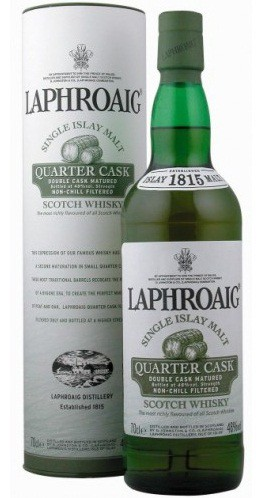 Laphroaig - Quarter Cask Single Malt Scotch (750ml)