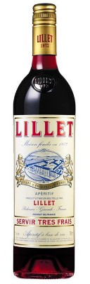 Lillet - Rouge (750ml)